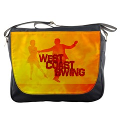 West Coast Swing Messenger Bags