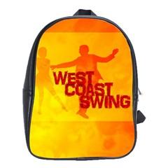 West Coast Swing School Bags (XL)