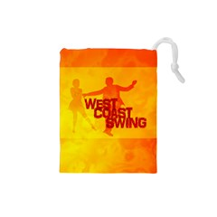West Coast Swing Drawstring Pouches (Small)