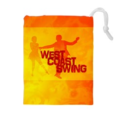 West Coast Swing Drawstring Pouches (Extra Large)
