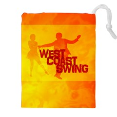 West Coast Swing Drawstring Pouches (xxl)