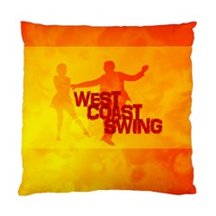 WEST COAST SWING Standard Cushion Case (Two Sides)