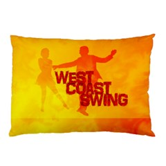 West Coast Swing Pillow Case