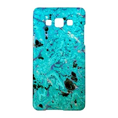Aquamarine Collection Samsung Galaxy A5 Hardshell Case