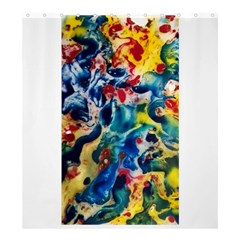 Colors Of The World Bighop Collection By Jandi Shower Curtain 66  X 72  (large)