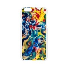 Colors of the world Bighop Collection by Jandi Apple Seamless iPhone 6/6S Case (Transparent)