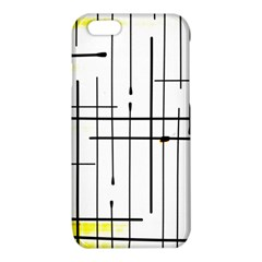 White Limits By Jandi iPhone 6/6S TPU Case