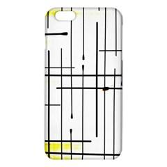 White Limits By Jandi Iphone 6 Plus/6s Plus Tpu Case