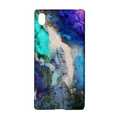 Violet Art Sony Xperia Z3+ Hardshell Case