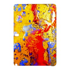Gold And Red Samsung Galaxy Tab Pro 12 2 Hardshell Case