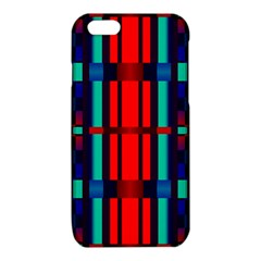 Stripes and rectangles  			iPhone 6/6S TPU Case