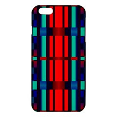 Stripes And Rectangles  			iphone 6 Plus/6s Plus Tpu Case
