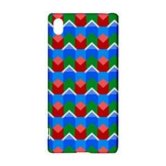 Shapes rows Sony Xperia Z3+ Hardshell Case