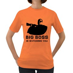 Bigboss Women s Dark T Shirt