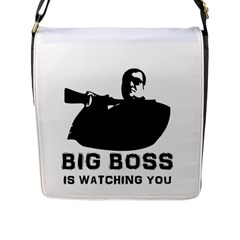 BigBoss Flap Messenger Bag (L)