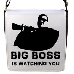 BigBoss Flap Messenger Bag (S)