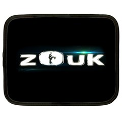ZOUK DANCE Netbook Case (Large)