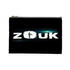 ZOUK DANCE Cosmetic Bag (Large)
