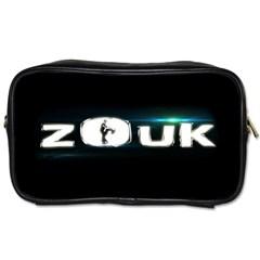 ZOUK DANCE Toiletries Bags 2-Side
