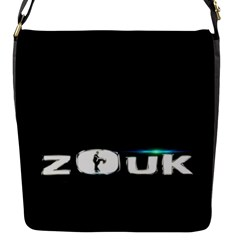 Zouk Dance Flap Messenger Bag (s)