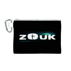 ZOUK DANCE Canvas Cosmetic Bag (M)