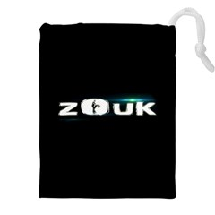 Zouk Dance Drawstring Pouches (xxl)