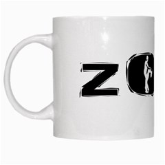 ZOUK White Mugs