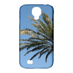 Tropical Palm Tree  Samsung Galaxy S4 Classic Hardshell Case (PC+Silicone)