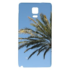 Tropical Palm Tree  Galaxy Note 4 Back Case