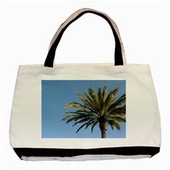 Tropical Palm Tree  Basic Tote Bag