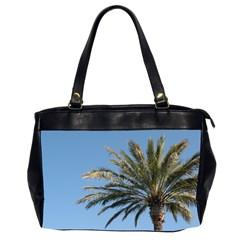 Tropical Palm Tree  Office Handbags (2 Sides)