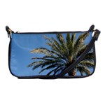 Tropical Palm Tree  Shoulder Clutch Bags Front