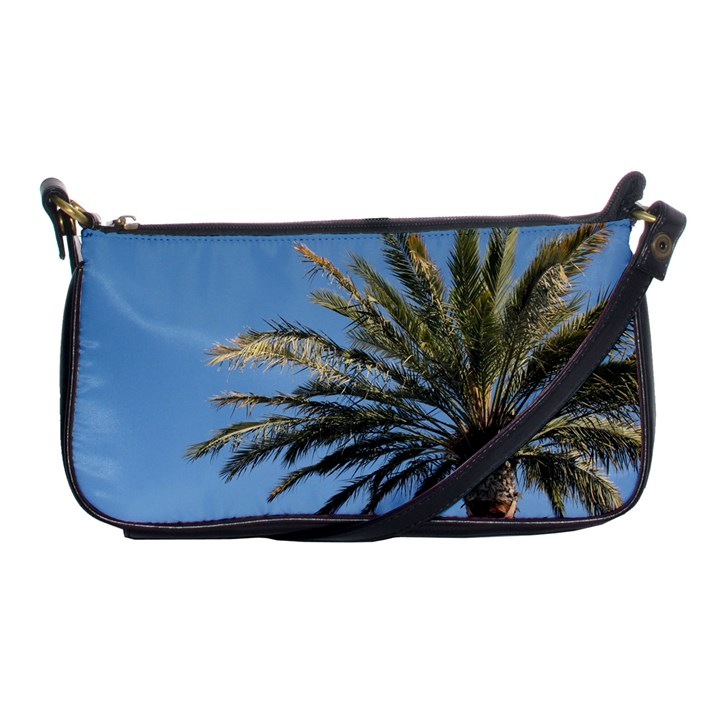 Tropical Palm Tree  Shoulder Clutch Bags
