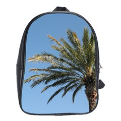 Tropical Palm Tree  School Bags (xl)