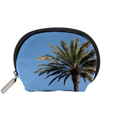 Tropical Palm Tree  Accessory Pouches (small)