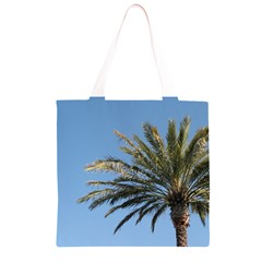 Tropical Palm Tree  Grocery Light Tote Bag