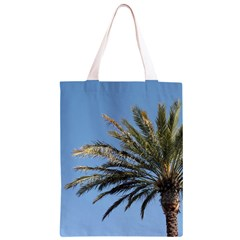 Tropical Palm Tree  Classic Light Tote Bag