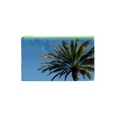 Tropical Palm Tree  Cosmetic Bag (xs)