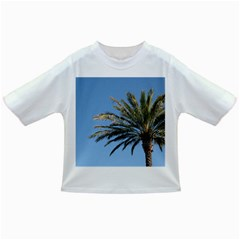Tropical Palm Tree  Infant/toddler T Shirts