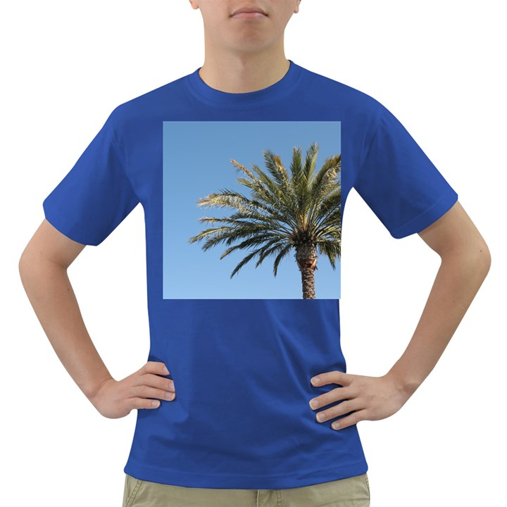 Tropical Palm Tree  Dark T-Shirt