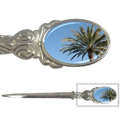 Tropical Palm Tree  Letter Openers