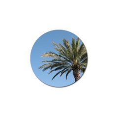 Tropical Palm Tree  Golf Ball Marker (4 Pack)