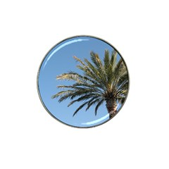 Tropical Palm Tree  Hat Clip Ball Marker