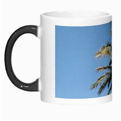 Tropical Palm Tree  Morph Mugs
