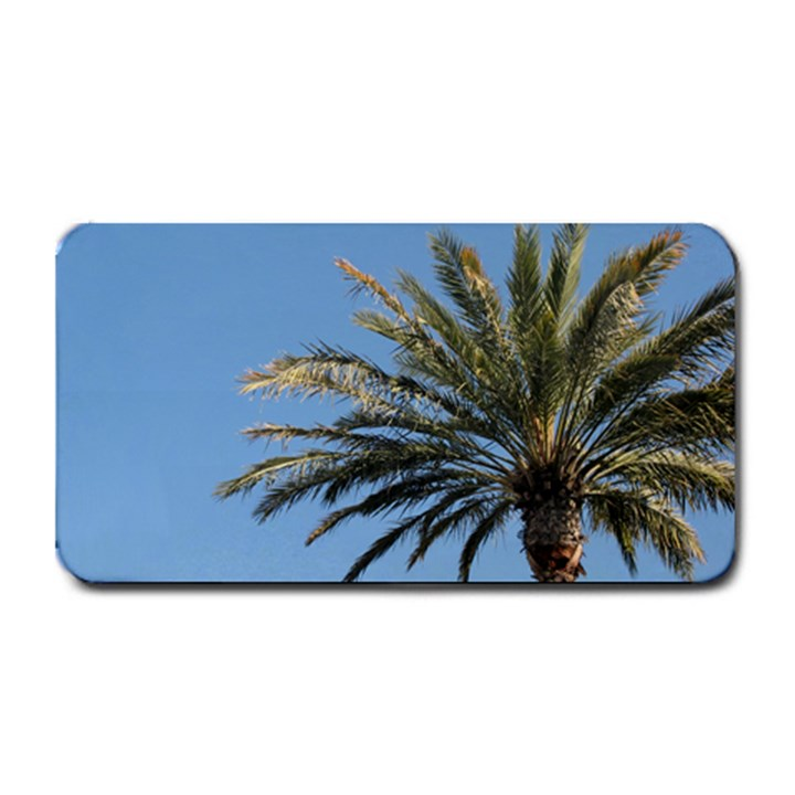 Tropical Palm Tree  Medium Bar Mats