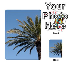 Tropical Palm Tree  Multi Purpose Cards (rectangle)