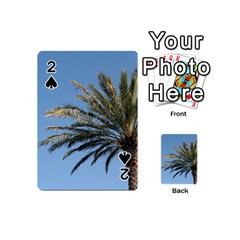 Tropical Palm Tree  Playing Cards 54 (mini)