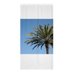 Tropical Palm Tree  Shower Curtain 36  x 72  (Stall)