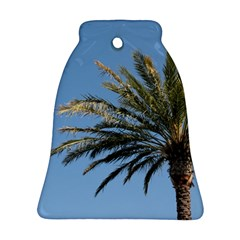 Tropical Palm Tree  Bell Ornament (2 Sides)