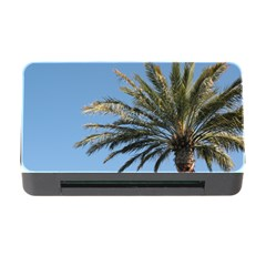 Tropical Palm Tree  Memory Card Reader With Cf